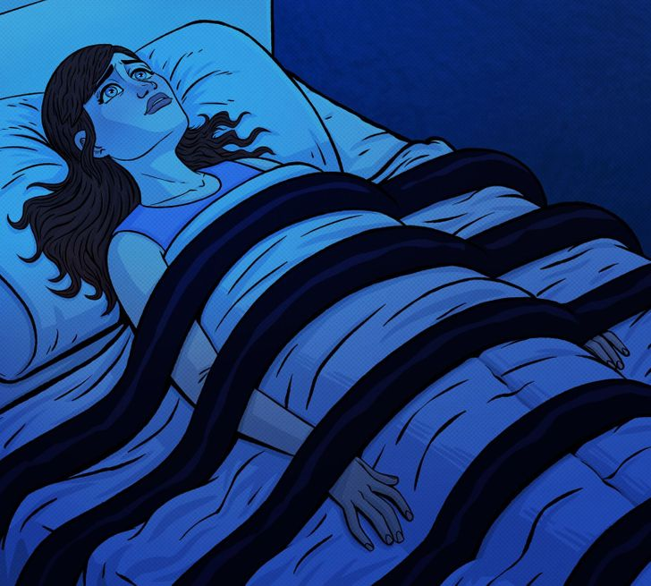 What Sleep Paralysis Is All About and What Causes It
